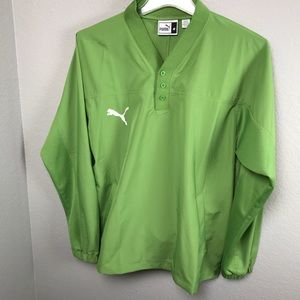 Men's Puma golf pullover size Medium
